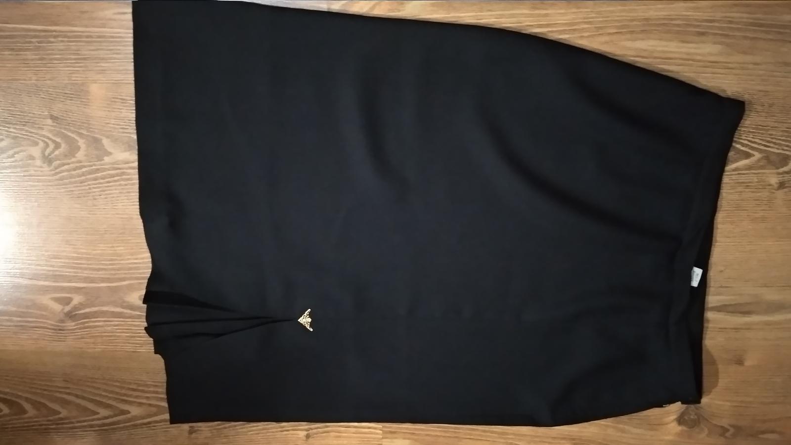 Čierna sukňa, MAKYTA , veľk.43-44 - Obrázok č. 4