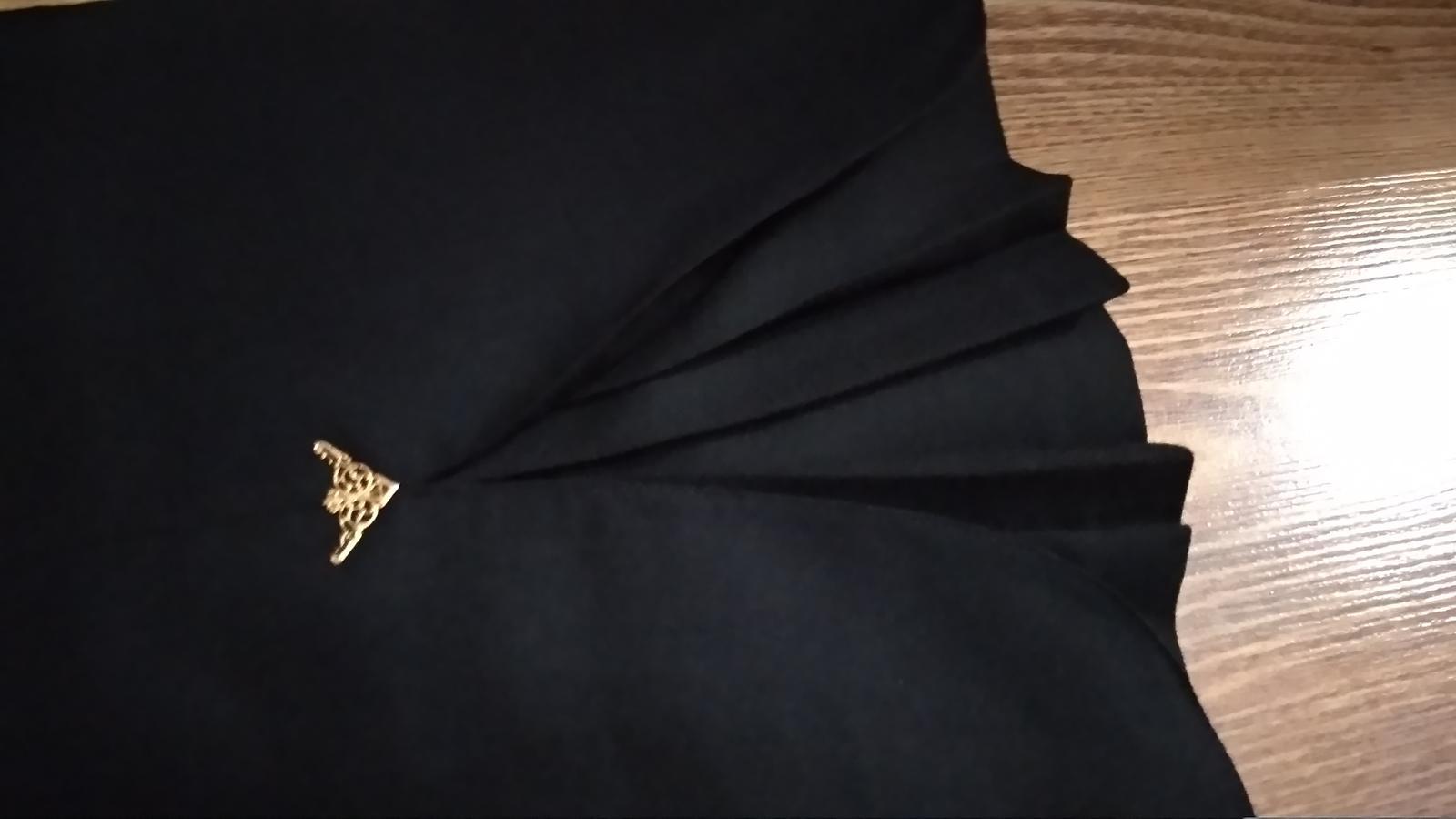 Čierna sukňa, MAKYTA , veľk.43-44 - Obrázok č. 3
