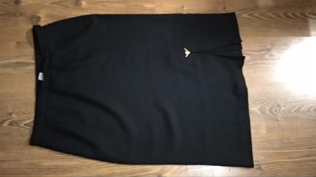 Čierna sukňa, MAKYTA , veľk.43-44 - Obrázok č. 1