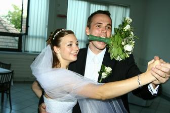 Nase argentinske tango (naucene tyzden pred svadbou) stalo za vsetky drobne