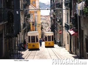 sem chceme jet na svatební cestu - Lisabon