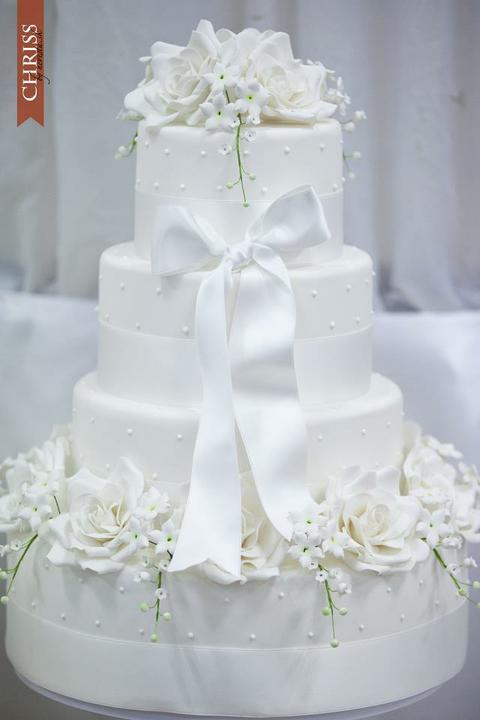 Lace Wedding Decorations & Details - Obrázok č. 32