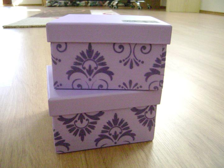 Krabičky - Obrázok č. 1