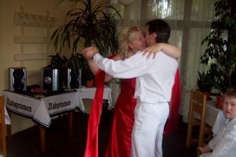 první tango