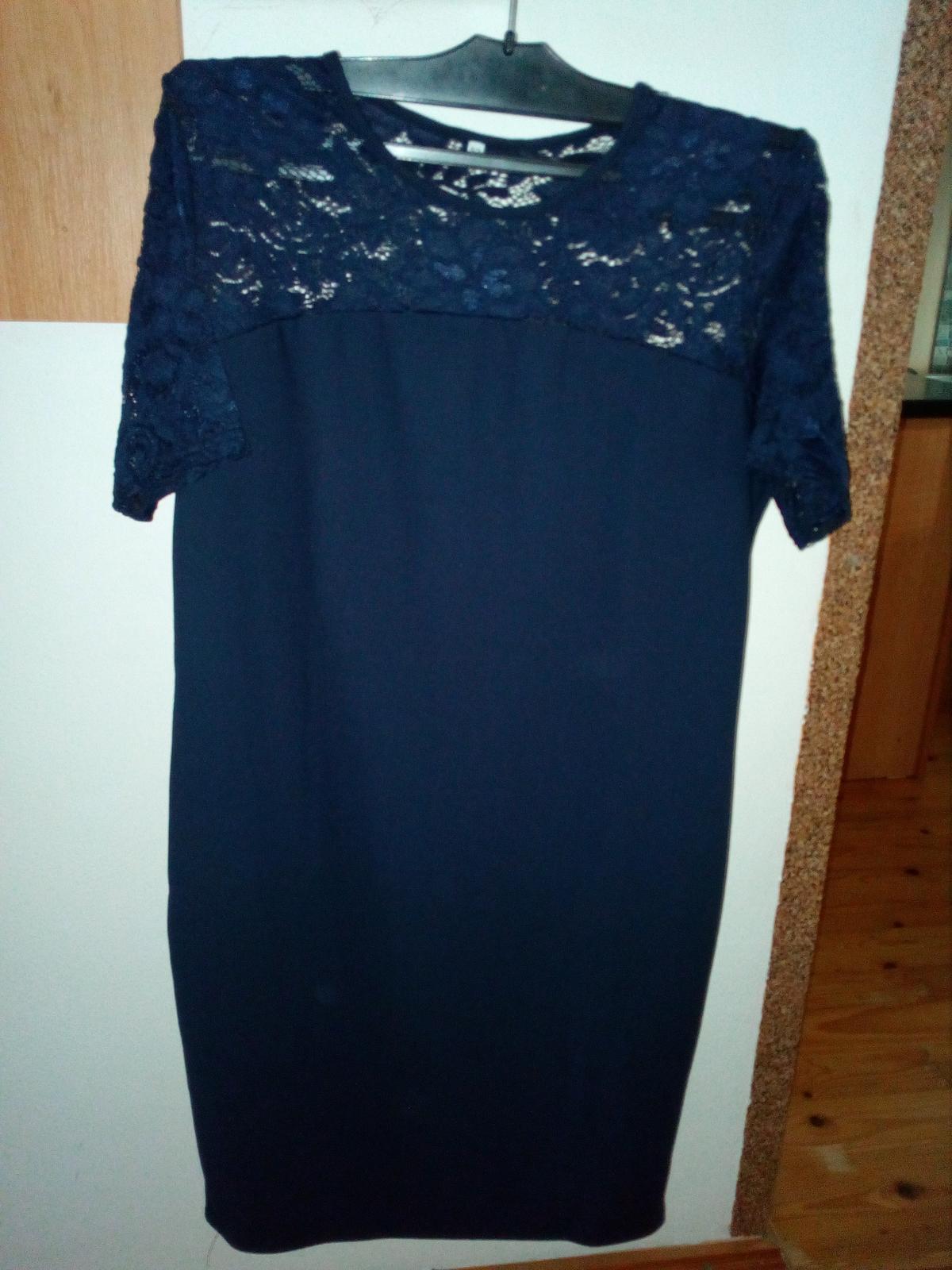 Šaty s čipkou, 42-44 - Obrázok č. 1