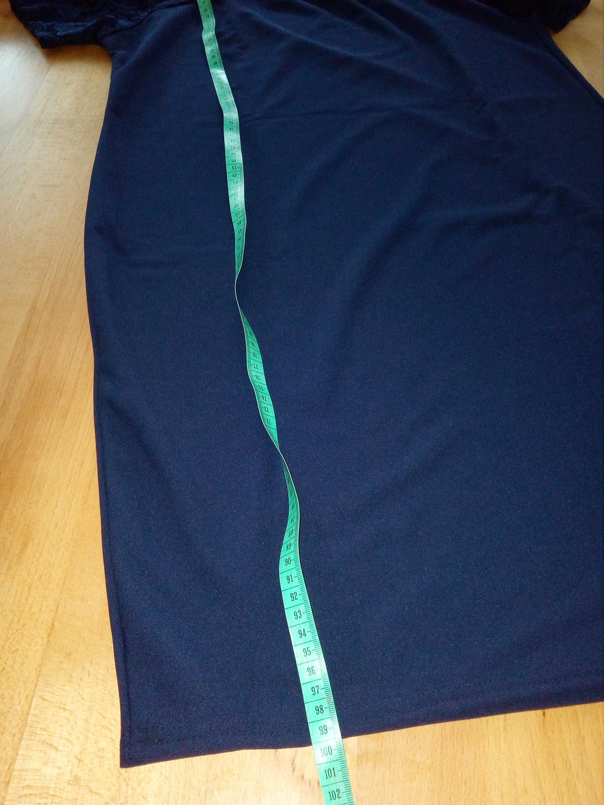 Šaty s čipkou, 42-44 - Obrázok č. 3