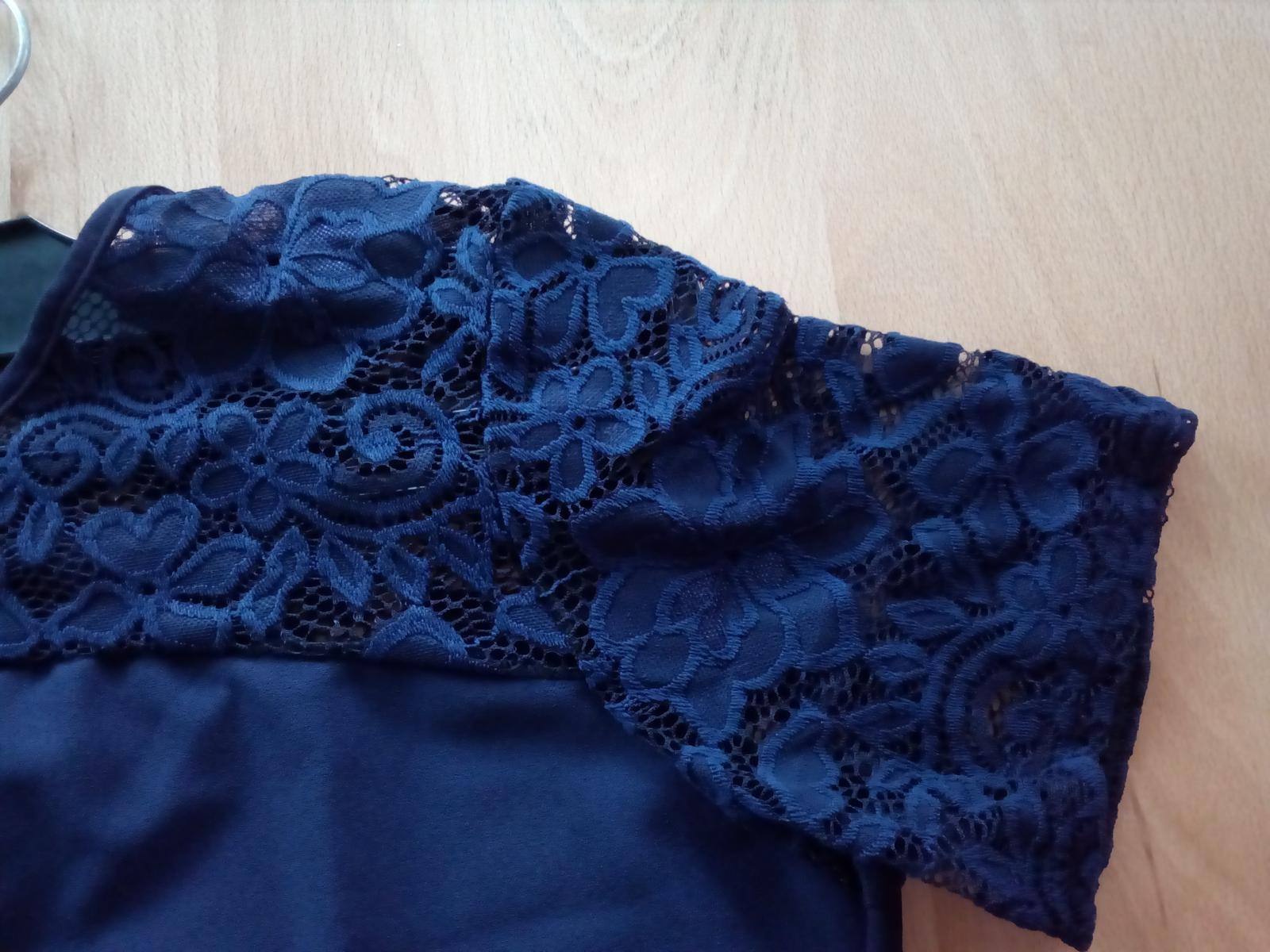 Šaty s čipkou, 42-44 - Obrázok č. 4