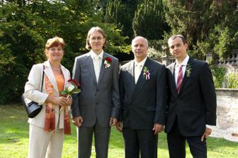 Martinova rodina