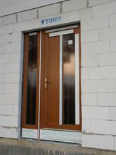 Máme okna a dveře :-)))) 21.9.11