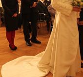Francúzske svadobné šaty, 38