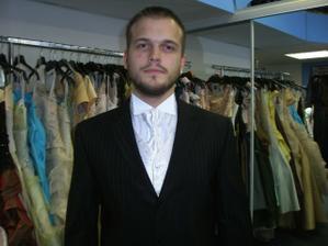 oblek už je taky zařízen :-)