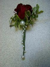 pro ženicha... ale v růžové