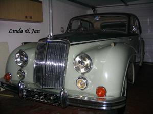 ... auto pro nevěstu...