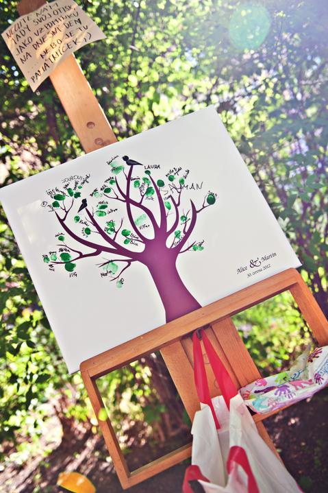 A{{_AND_}}M - Náš strom pod stromem