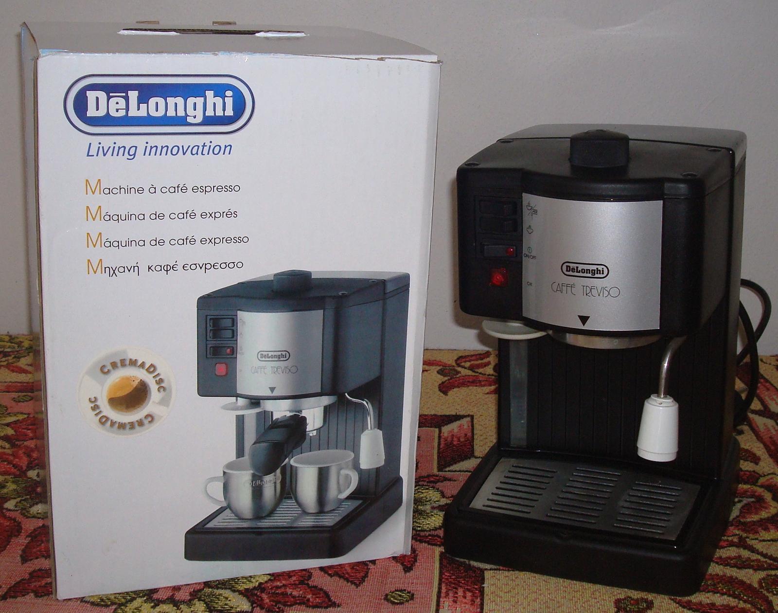 Kávovar DeLonghi Caffe Treviso - Obrázok č. 1