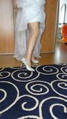 Nepoužité svadbné topánky, 39