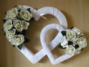 srdcia za novomanželov