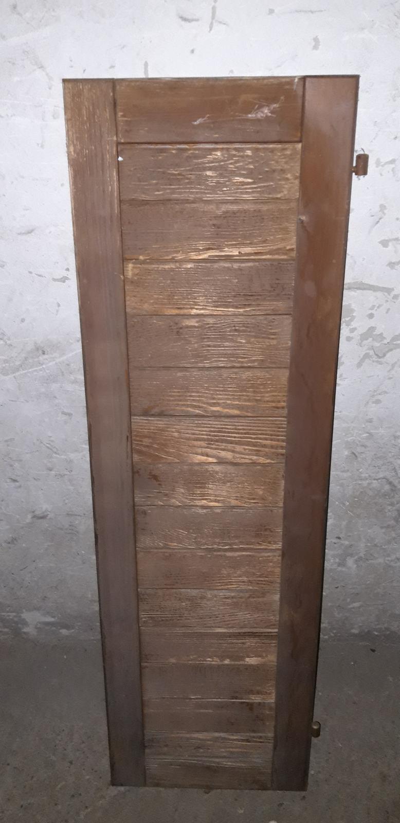 Drevena okenica - Obrázok č. 1