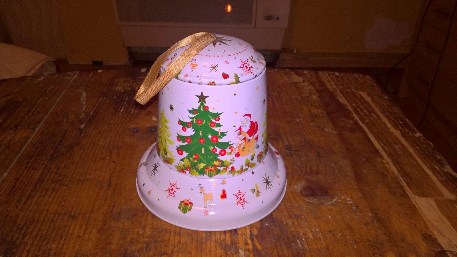 Vianočná dóza - Obrázok č. 1