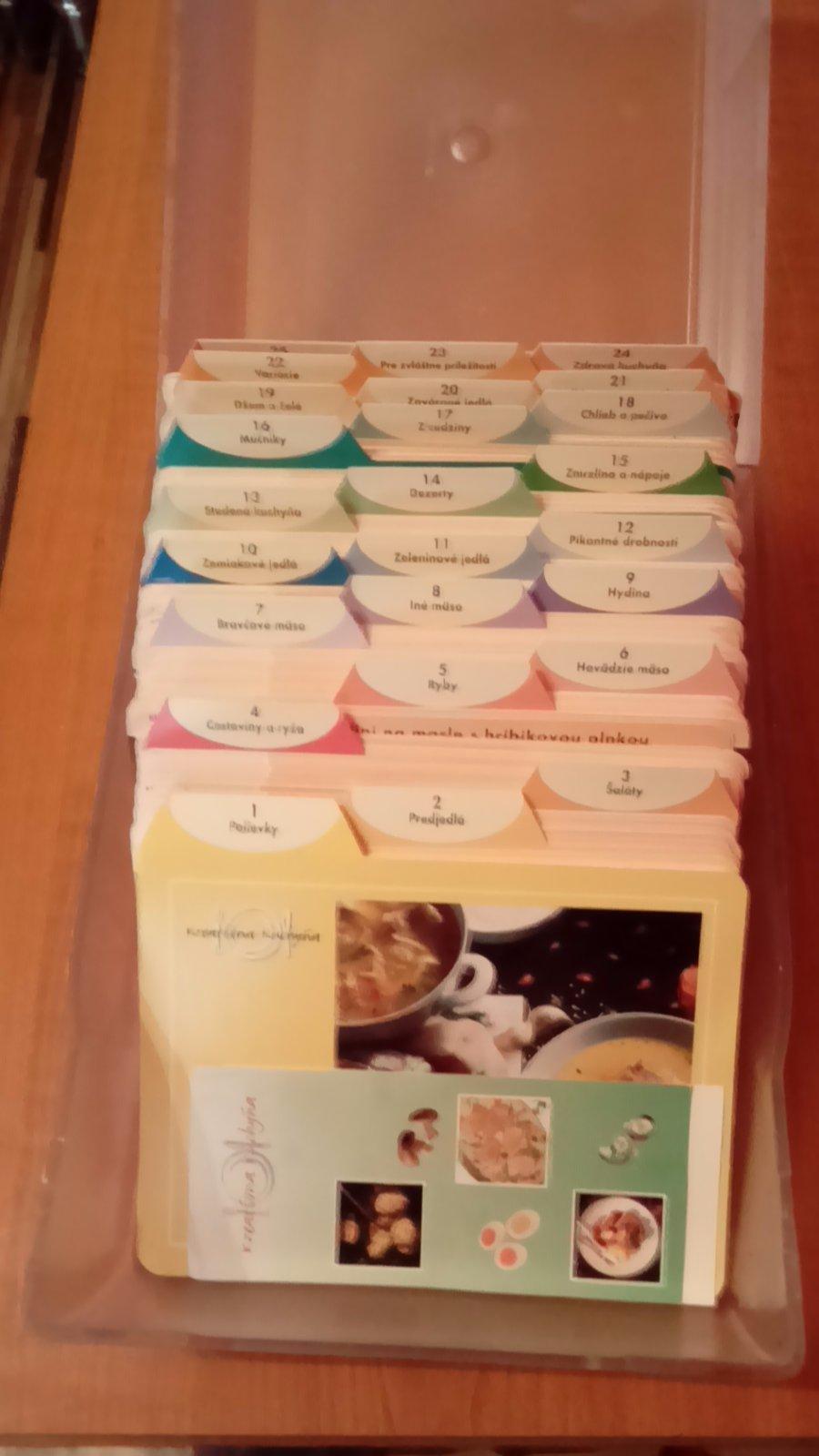 kartickove recepty - Obrázok č. 1