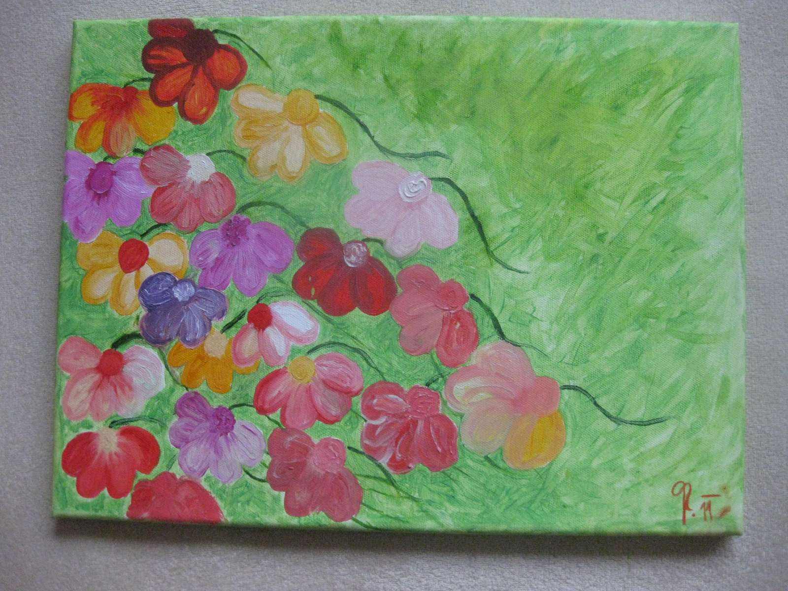 Malovany obraz - Obrázok č. 1