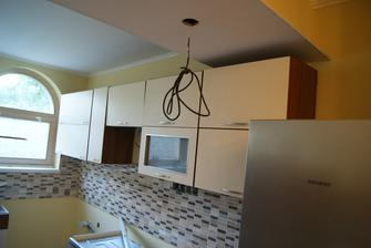vrchná časť kuchyne
