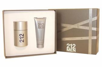 Partnerův parfém 1...krásně voní....