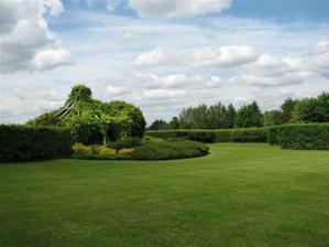 Dendrologická zahrada 13 dní před svatbou... Stále okouzlující.