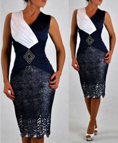 Púzdrové šaty - Obrázok č. 49