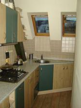 miniaturní kuchyňka