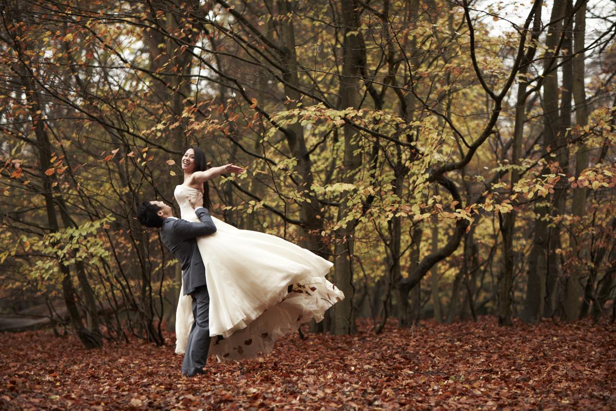 Podzimní svatba - Obrázek č. 16