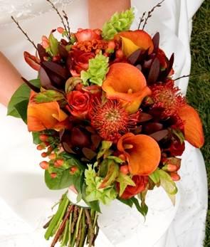 Podzimní svatba - Obrázek č. 88