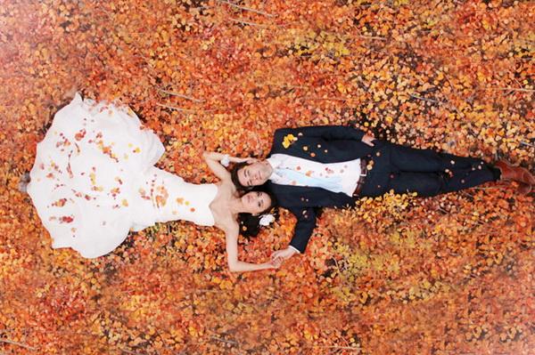 Podzimní svatba - Obrázek č. 8