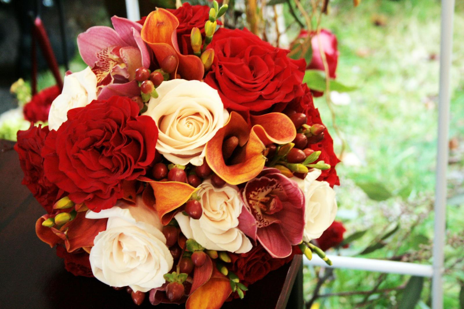 Podzimní svatba - Obrázek č. 92