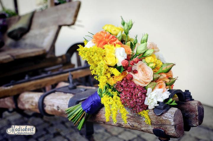 Podzimní svatba - Obrázek č. 87