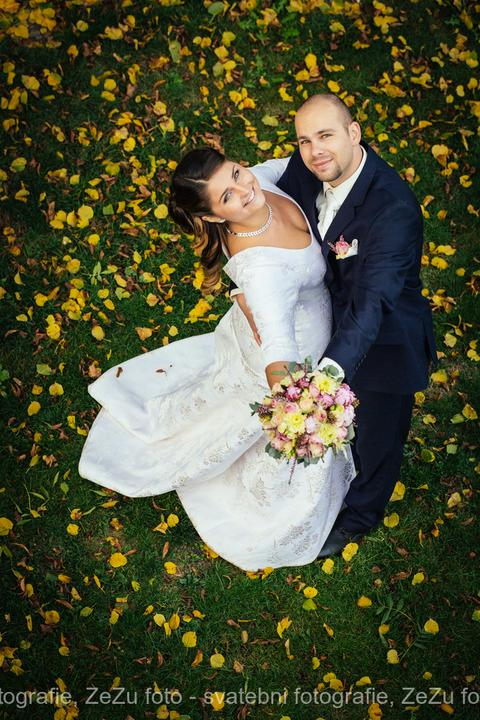 Podzimní svatba - Obrázek č. 24