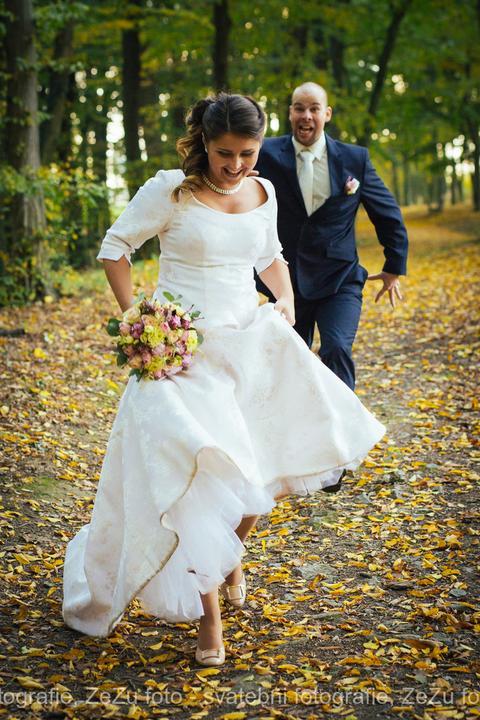 Podzimní svatba - Obrázek č. 25