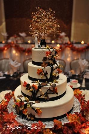 Podzimní svatba - Obrázek č. 76