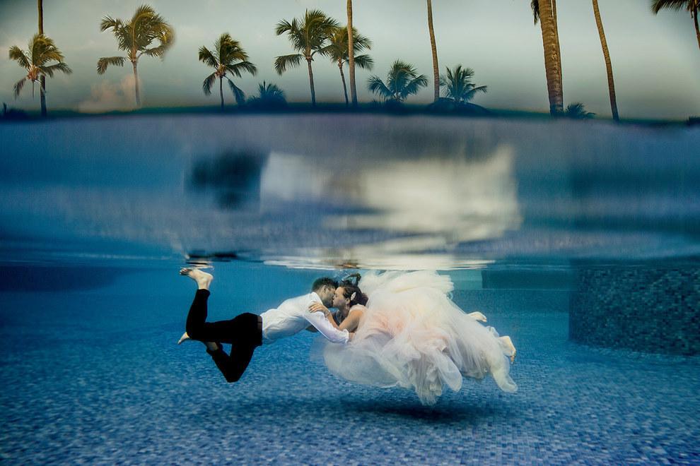 Snové svatební fotografie