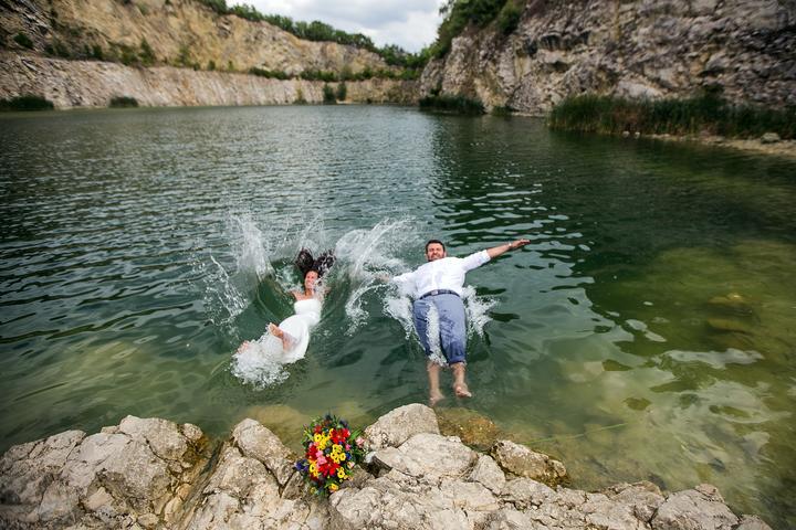 Snové svatební fotografie - Obrázek č. 5