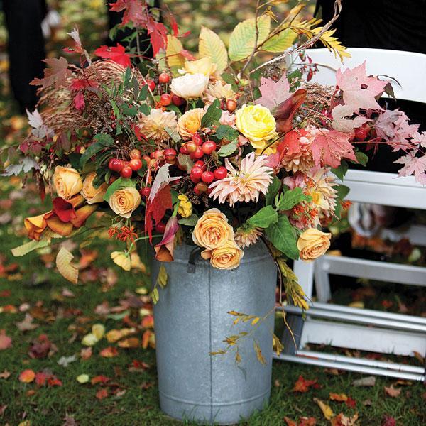 Podzimní svatba - Obrázek č. 96
