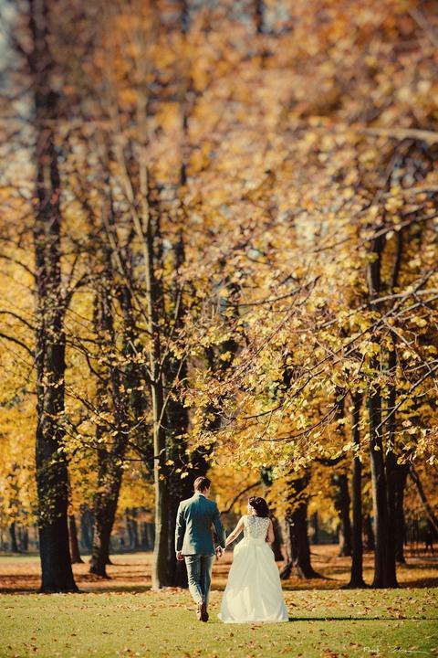 """Podzimní svatba - Nevěsta """"sue3006"""""""