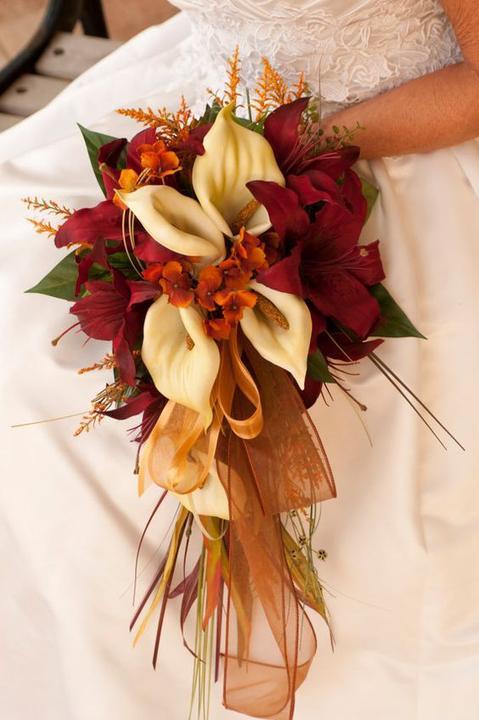 Podzimní svatba - Obrázek č. 93