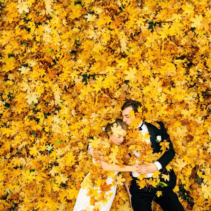Podzimní svatba - Obrázek č. 21