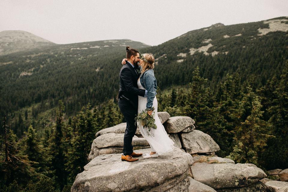 Snové svatební fotografie - Eli K. Photography
