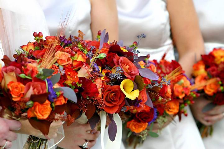 Podzimní svatba - Obrázek č. 91