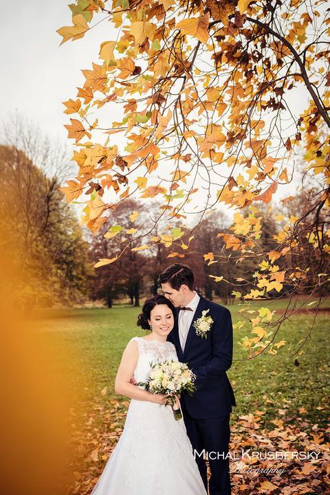 Podzimní svatba - Obrázek č. 49