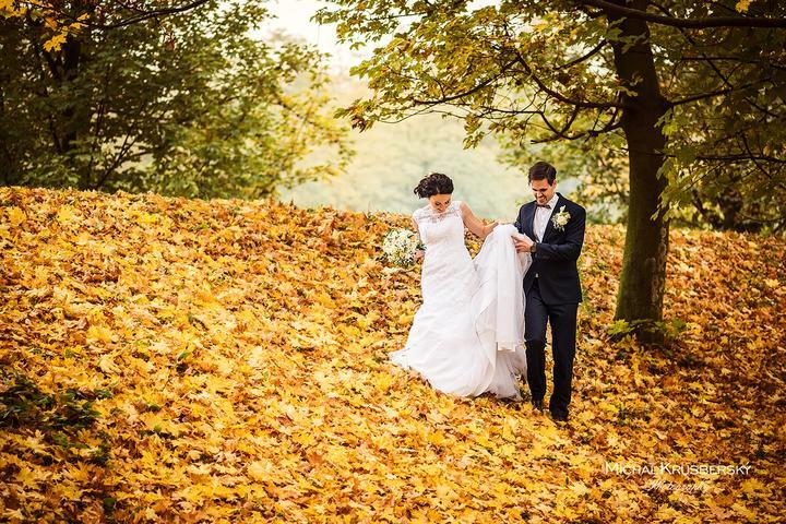 Podzimní svatba - Obrázek č. 51