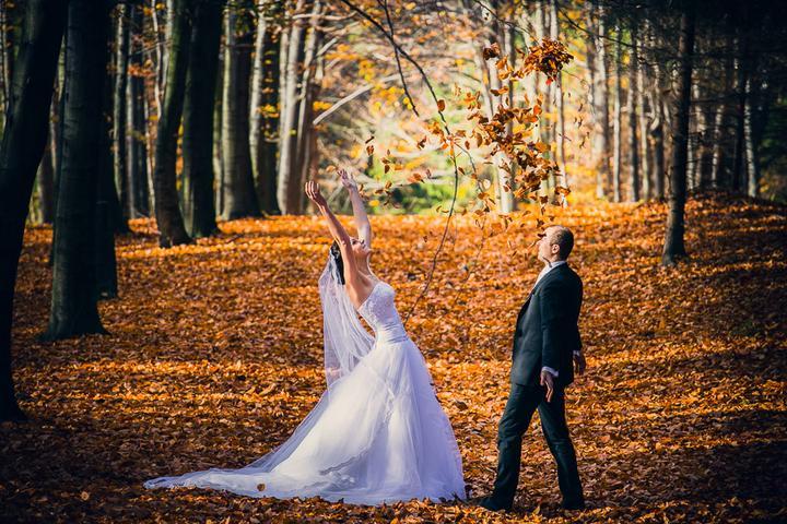 Podzimní svatba - Obrázek č. 34
