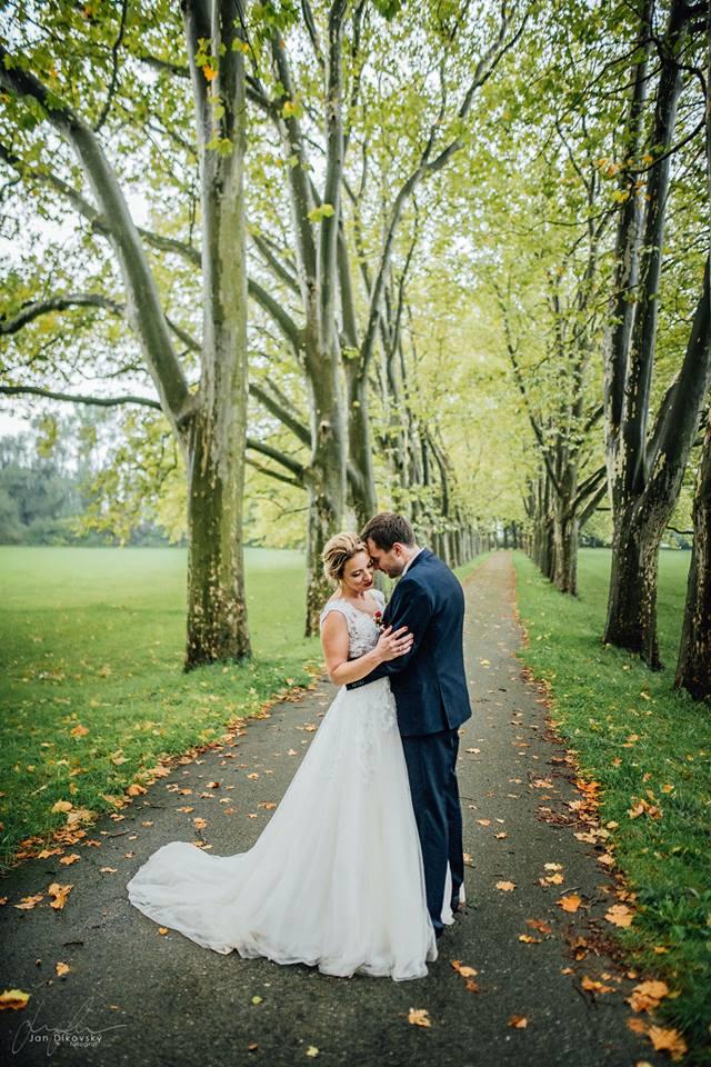Podzimní svatba - Jan Dikovský PHOTOGRAPHY